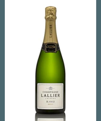 Sparkle Champagne Lallier R012 2012