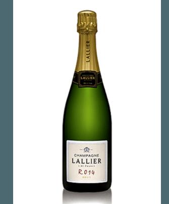 Sparkle Champagne Lallier R014 2014