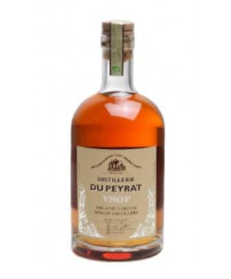 Distillerie Du Peyrat Organic Vsop Cognac
