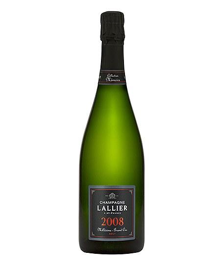 Lallier - MILLÉSIME 2008 GRAND CRU