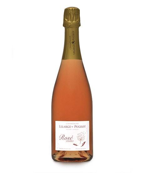 Lelarge-Pugeot - CHAMPAGNE Brut rosé