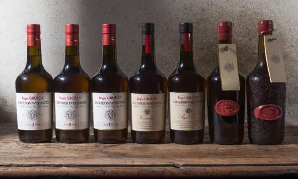 Organic Calvados Roger Groult