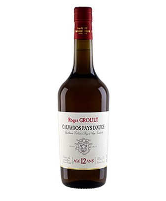 Roger Groullt - CALVADOS 12 years old