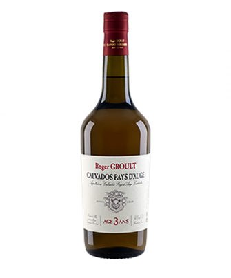 Roger Groullt - CALVADOS 3 years old
