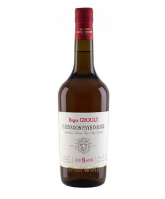 Roger Groullt - CALVADOS 8 years old