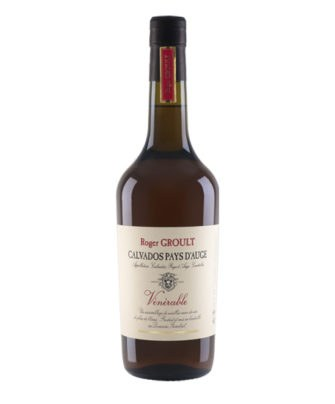 Roger Groullt - CALVADOS Venerable over 18 Years old