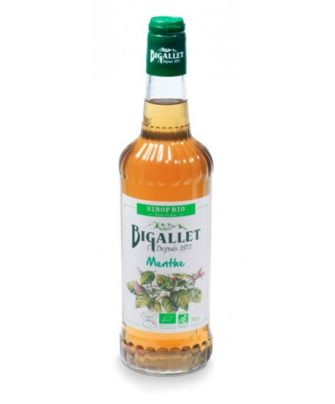 Syrups Bigallet Mint 2