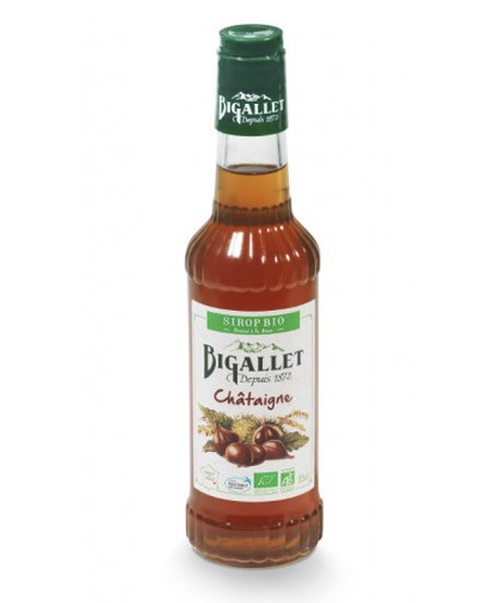 Bigallet - SYRUP chestnut
