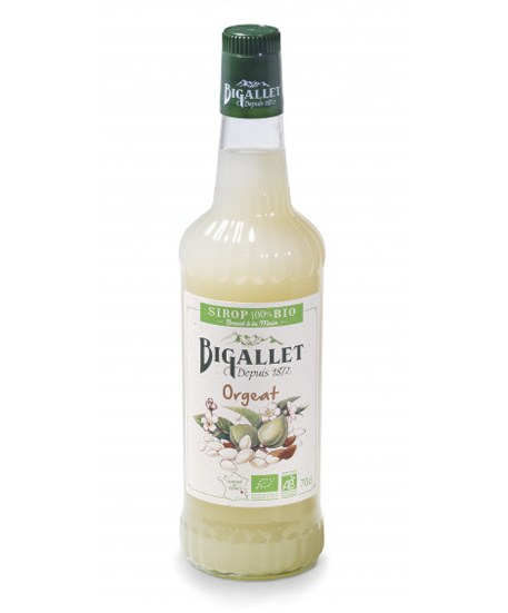 Bigallet – SYRUP Orgeat