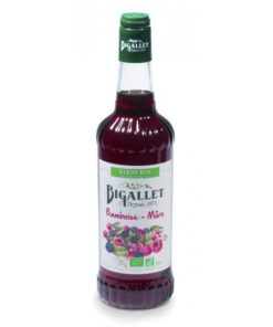 Bigallet – SYRUP Raspberry & Blackberry