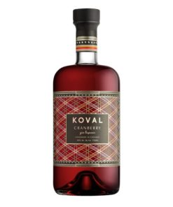 Koval - GIN Susan for President Peach Barreled Brandy