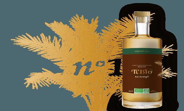Tibio Organic Rhum Arrange