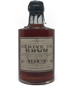Awen Nature Derive Rhum Red