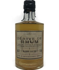 Awen Nature Derive Rhum Barbe Jaune