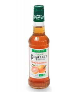 Bigallet Organic Grapefruit syrup