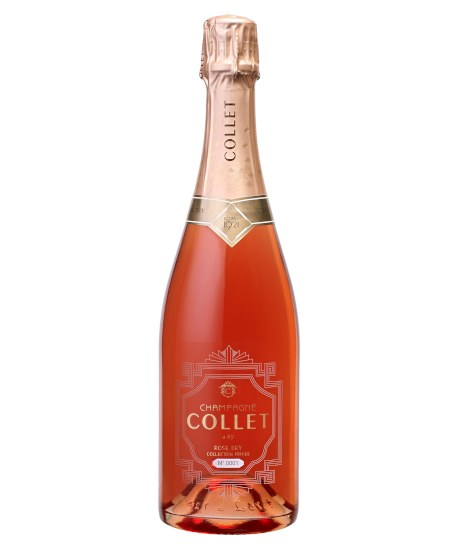 Collet Rose Dry Collection Privee