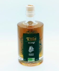 Ti'bio Organic Rum Arrangés Ananas Vanille