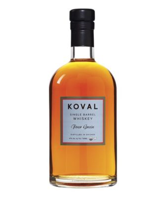 KOVAL Organic Four Grains Whisky